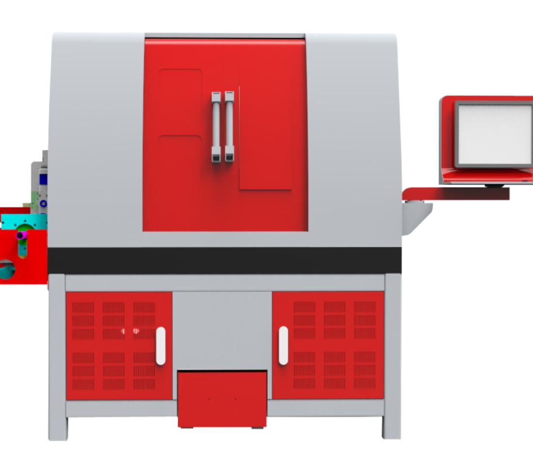 FY5030薄板圆管一体激光切割机