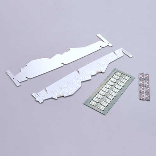 光纤激光切割机切割高精密线路板行业样品展示
