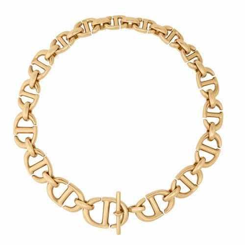 黄金行业激光切割机切割镂空字母手链样品展示