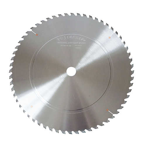 锯片激光切割机切割高速钢锯片样品