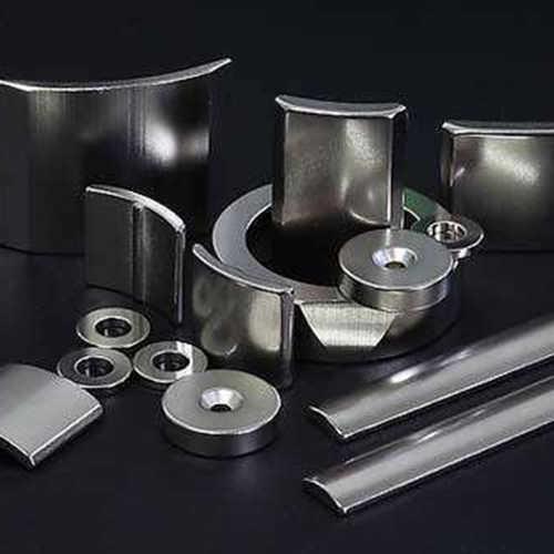 钕铁硼强磁磁铁样品展示