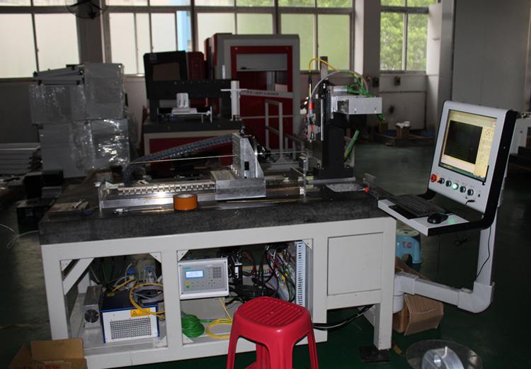 FY-800圆管光纤激光切割机