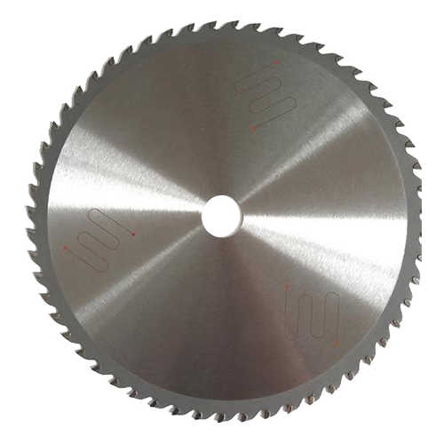 锯片行业激光切割机切割钨钢锯片样品展示
