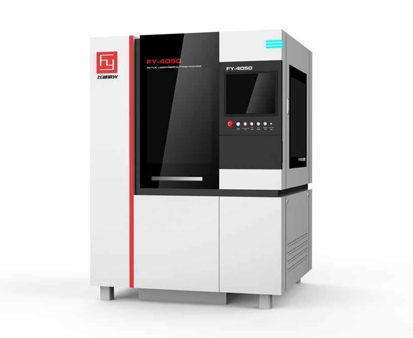 2021新款FY4050精密激光切割机,饰品切割、钕铁硼切割、新能源材料及铝板不锈钢等金属材料