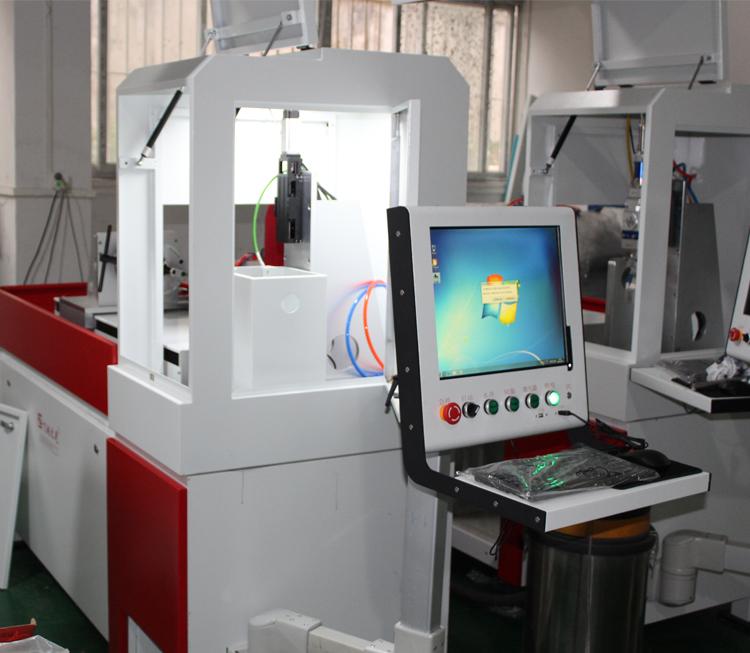 光纤板管两用激光切割机