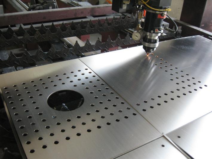 激光切割机切割圆孔问题分析