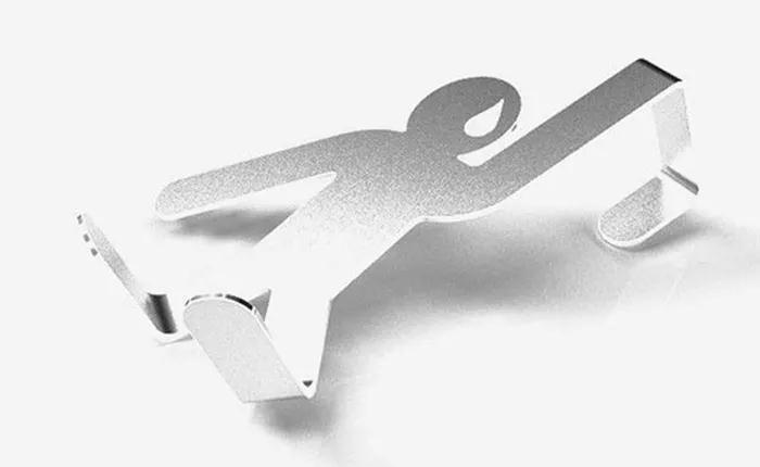 金属创意挂钩,让家居生活更有活力!