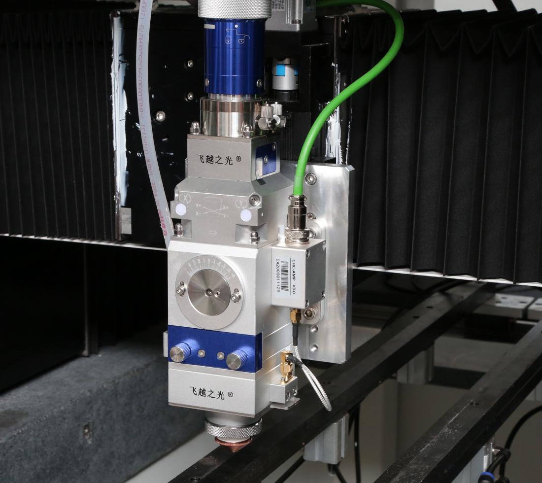 激光切割机自动巡边介绍